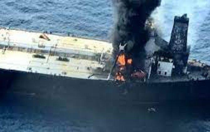 ABŞ İranı Ərəbistan dənizindəki Mercer Street tankerinə hücumda günahlandırır