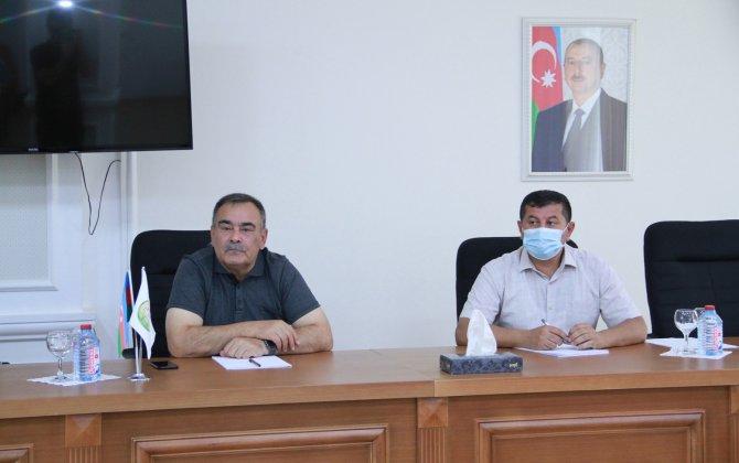 Aqrar Universitetdə ödənişsiz təkmilləşdirmə kursları start götürüb