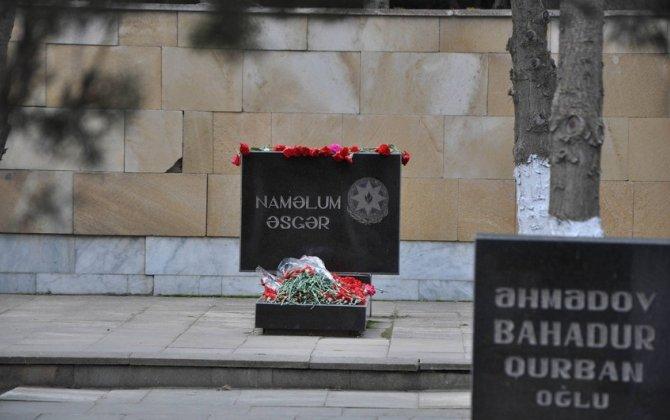 Bakıda 32 naməlum şəhidin məzarı açılıb, nümunələr götürülüb - RƏSMİ