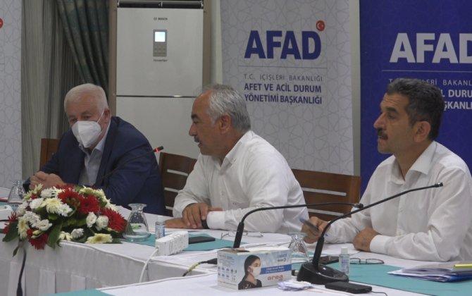 Etibar Mirzəyev türkiyəli nazir müavini ilə görüşdü