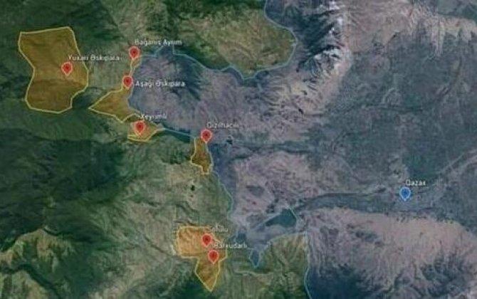 Rus sülhməramlıları da gəldi: Qazaxın 7 kəndi qaytarılır?