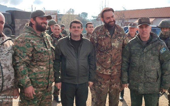 Rusiya mediası Araikin Rus ordusunun Qarabağda daimi qalma harayını tirajladı...