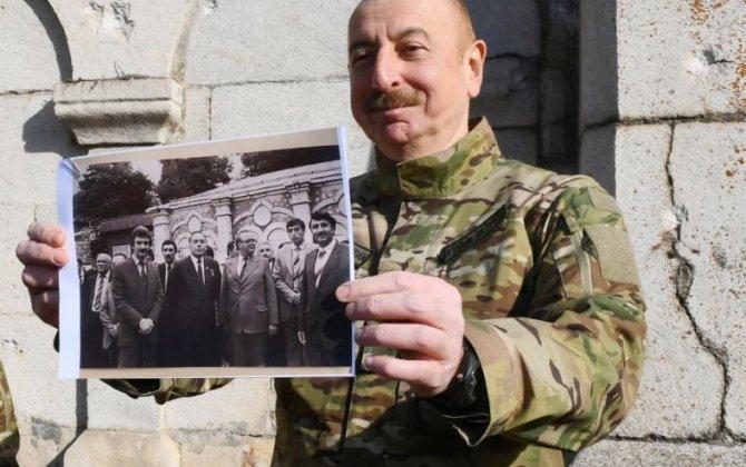 """""""Böyük Qayıdış"""" yolunda böyük addım: Qarabağ Dirçəliş Fondu!"""