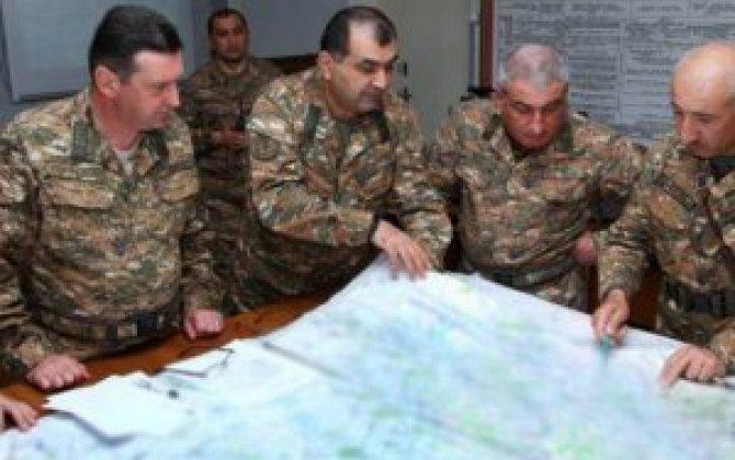 Azərbaycan xüsusi təyinatlıları yaxınlaşır, Calal Arutyunyan bunkerdən komanda verir... - FOTO