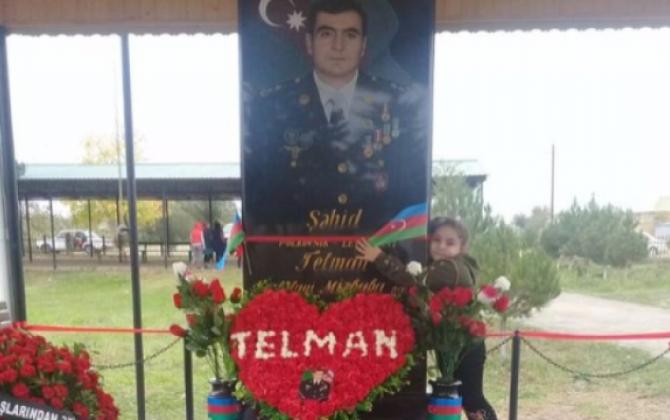 Şəhid komandirin əsgəri Ali Baş Komandana təşəkkürünü bildirdi…-VİDEO