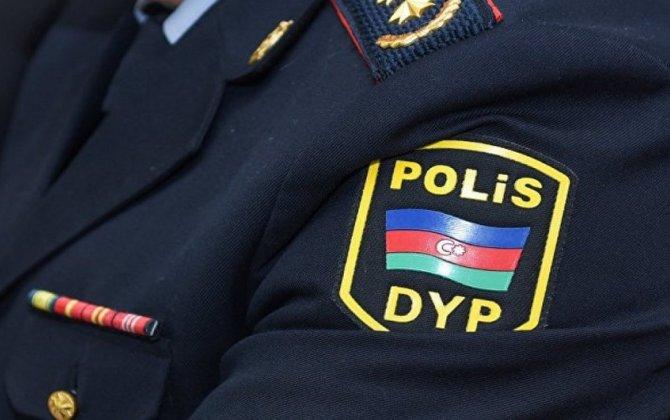Gəncə şəhər Nizami rayon Polis İdarəsinə yeni təyinat olub