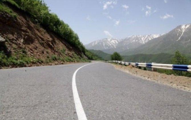 Gorus-Qafan yolunda iki erməni İTİB