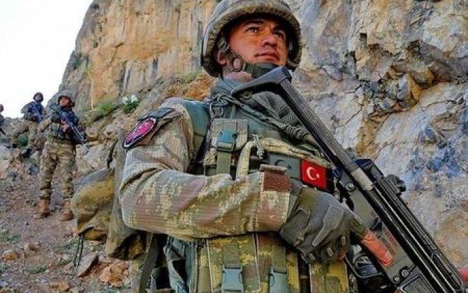 Türkiyə ordusu daha 10 PKK terrorçusunu məhv etdi - Əməliyyat davam edir