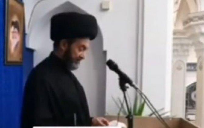 İran ayətullahı Azərbaycanı hədələyib