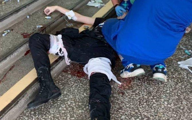 Rusiyada 14 nəfəri güllələyən tələbə öldü