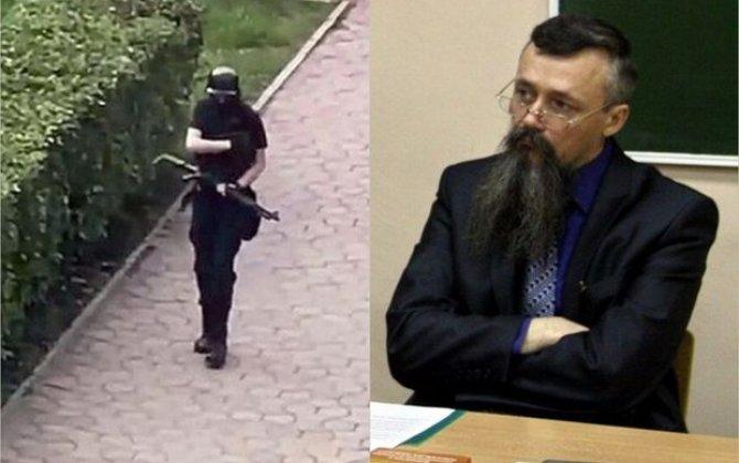 Perm Universitetində qətliam zamanı yaşanan qeyri-adi hadisə OMON qüvvələrini şoka saldı - FOTO/VİDEO