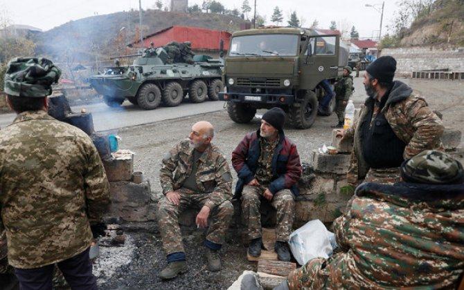 Qarabağdakı erməni ordusuna güclü axın...- 800 dollara yaxın maaş... Amma...