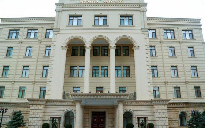Azərbaycan Ordusunda çağırışçıların hərbi hissələr üzrə bölgüsü keçirilib