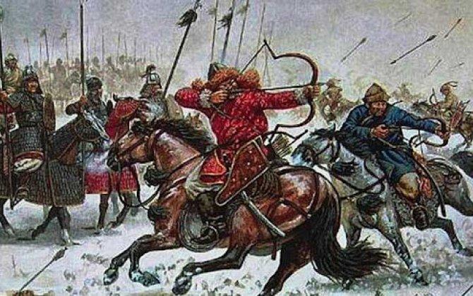 Türk ordularının qələbələrinin bir sirri... – Atla çapa-çapa necə sərrast ox atırdılar?..