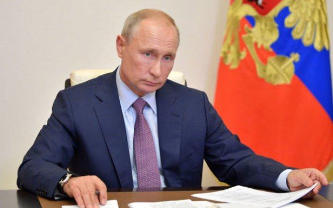 Vladimir Putin Rusiya Dövlət Dumasının rəhbərliyinə kimi layiq bildiyini açıqladı
