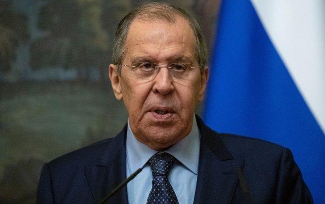 """""""Taliban""""ın tanınması müzakirə mövzusu deyil"""" - Lavrov"""