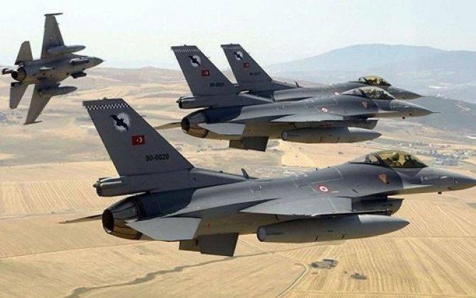 """Türkiyə """"F-16"""