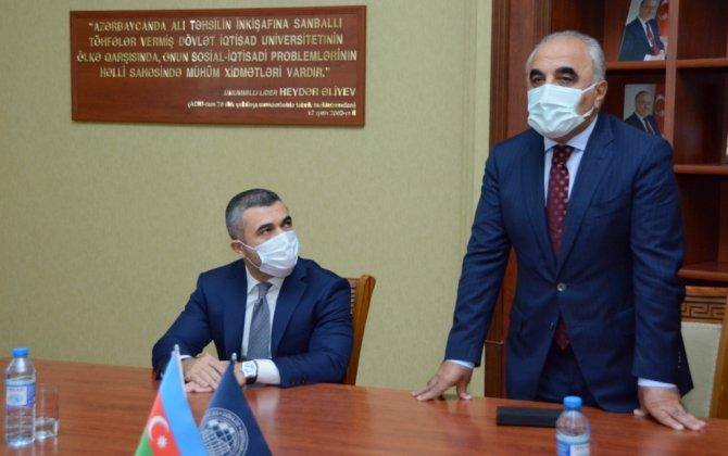UNEC ilə Bank Respublika arasında anlaşma memorandumu imzalanıb