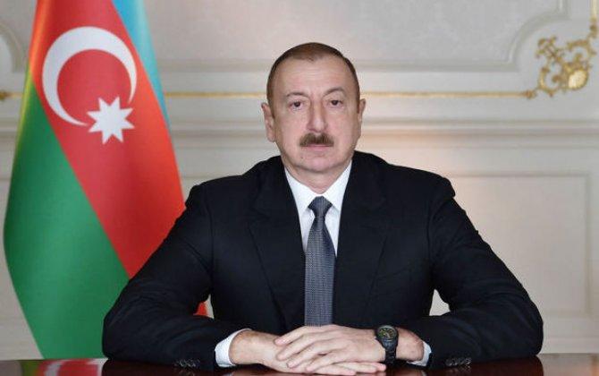 İlham Əliyev Dövlət Agentliyinə 2,6 milyon manat ayırdı
