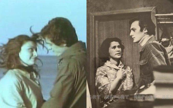 """Kinomuzun gürcü aktyoru: """"Həmidə Ömərova ilə öpüşmələrin yer aldığı səhnələrdə çətinliklər yaşanırdı"""""""