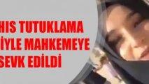 Atatürkü məzarı başında təhqir edən qadın məhkəmə qarşısına çıxarıldı...