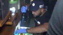 Polis homoseksualların gecə klubunda reyd keçirdi – xeyli narkotik aşkarlandı - VİDEO