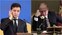 Putin Zelenskinin zənglərinə cavab vermir