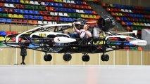 Rusiya altı nəfərlik uçan maşın istehsalına hazırlaşır - FOTO/VİDEO