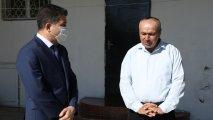 Şəhid ailələri ziyarət olundu - FOTO+VİDEO