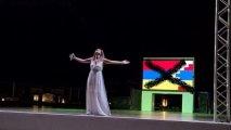 """Erməni müğənni müsəlman(!) ölkəsində """"Artsax"""" mahnısı oxudu... - FOTO"""