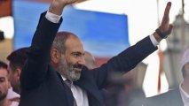 Paşinyan yenidən Ermənistanın Baş naziri təyin olundu