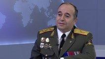 Ermənistan müdafiə nazirinin birinci müavini işdən çıxarılıb