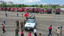 Türkiyəyə ezam olunan FHN əməkdaşları hərəkət istiqamətini dəyişdi