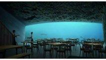Şimal dənizində sualtı restoran fəaliyyətə başlayıb