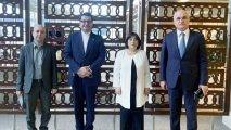 Azərbaycanlı nümayəndə heyəti İrana gedib