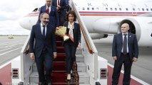 Paşinyan İrana getdi