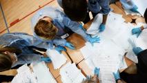 Rusiya Dövlət Dumasına seçkilərin tam nəticələri açıqlanıb