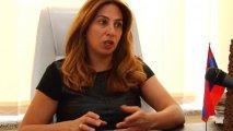 Ermənistanda partiya sədri saxlanıldı