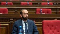 Ermənistan XİN başçısı ABŞ-a gedib