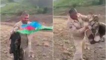 Vətən müharibəsi qazisi 10 ay sonra yaralandığı yerdə - VİDEO