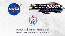 Bakı Ali Neft Məktəbinin tələbələri NASA-nın müsabiqəsinə qatılacaq