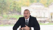 İlham Əliyev Füzuli ictimaiyyətinin nümayəndələri ilə görüşdə çıxışı - TAM MƏTN