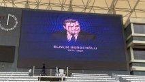 """Elnur Əşrəfoğlu """"Qarabağ""""ın oyunundan əvvəl anıldı"""