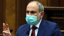 Erməni deputatın sualı Paşinyanı özündən çıxardı - VİDEO