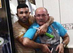 Türkiyədə ofisiant baş aşpazı girov götürüb boğazını kəsdi – FOTO/VİDEO