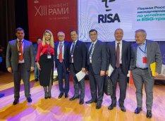 ADNSU-nun rektoru Moskvada beynəlxalq konfransda iştirak edib