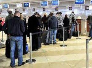 4 ayda Ermənistandan hava yolu ilə gedənlər gələnlərdən 76677 nəfər çox olub... - FAKT