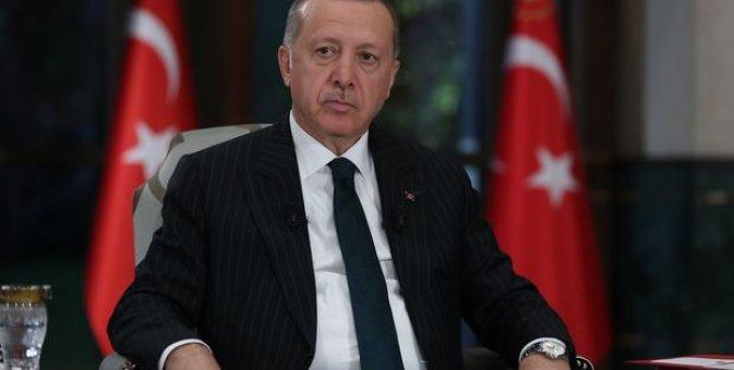 """""""Dünyanın taleyi bir ovuc ölkənin ümidinə buraxıla bilməz...""""- Türkiyə lideri-VİDEO"""