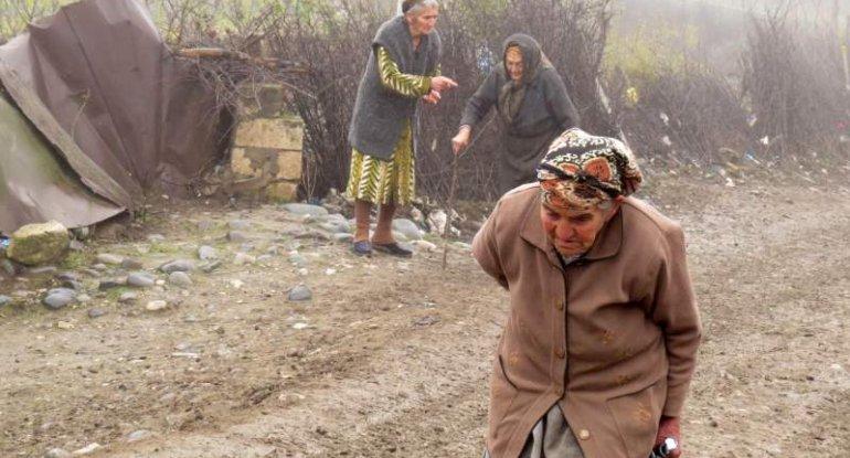 Ermənistan Azərbaycandakı ermənilərə daha bir ay üçün adambaşı 133 dollar ayırdı…