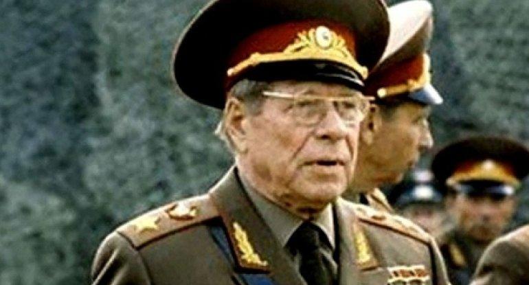 SSRİ-nin müdafiə nazirləri: Trotskidən Yazova qədər – torbatikənlər, xəyanətkarlar